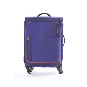 "American Tourister Warren 20"" Spinner in the color Warren Blue."