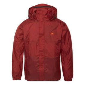 High Sierra Easy Trek Men's Jacket in the color Brick.