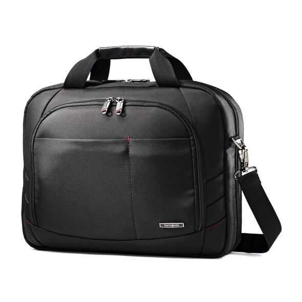 "Samsonite Xenon 2 Tech Locker 15.6"" in the color Black."