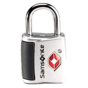 Samsonite Travel Sentry Key Lock ( Set of 2) in the color Silver.