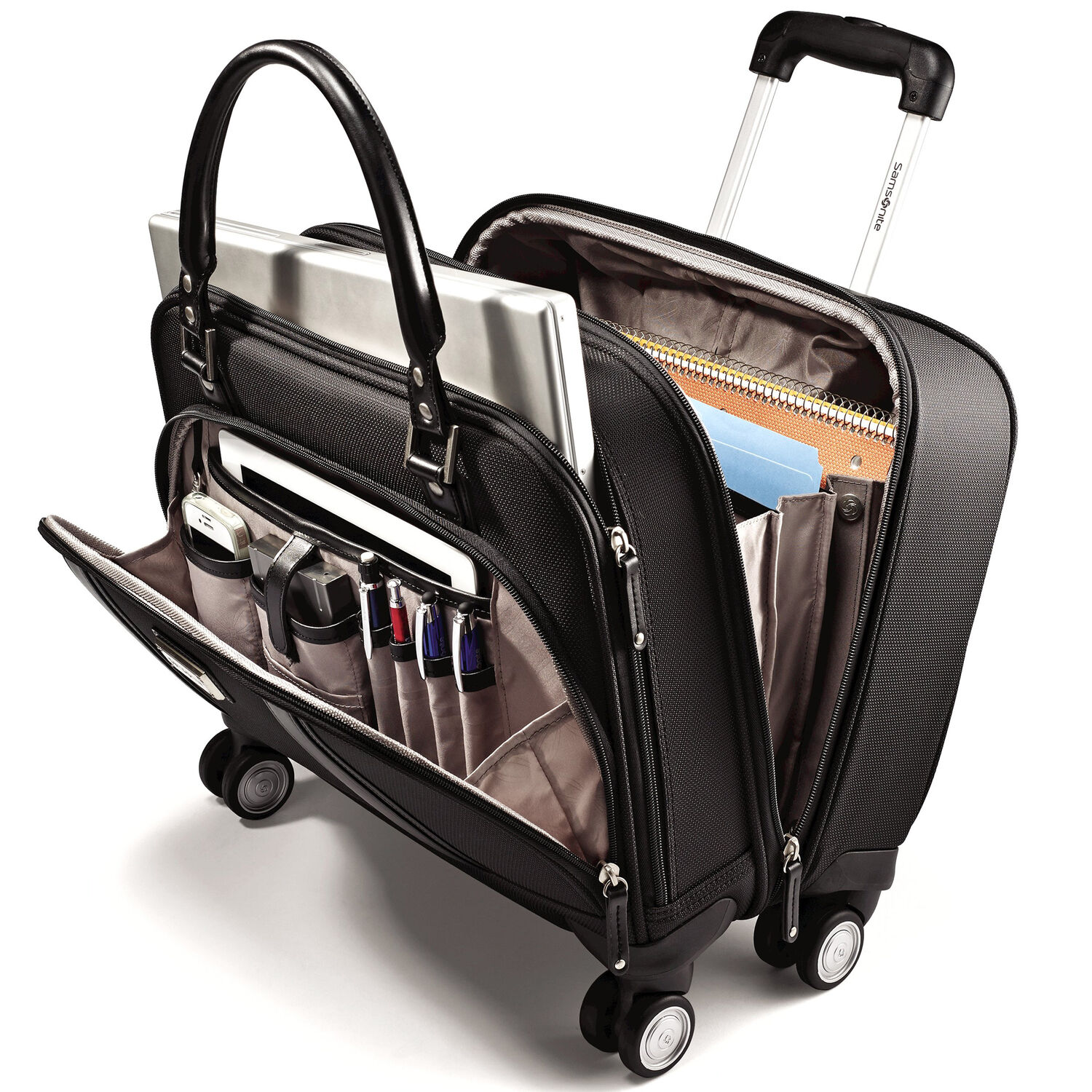 Samsonite Business Women S Spinner Mobile Office