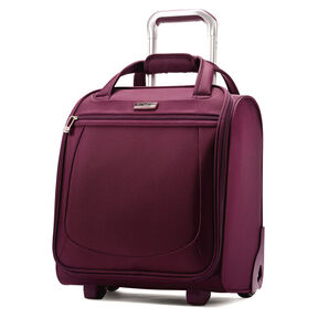 Samsonite Mightlight 2 Wheeled Boarding Bag in the color Grape Wine.