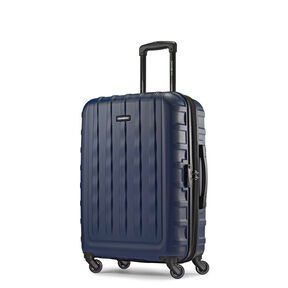 Samsonite Ziplite 2.0 Spinner Medium in the color Indigo Blue.