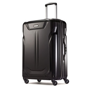 "Samsonite Lift2 25"" Hardside Spinner in the color Black."