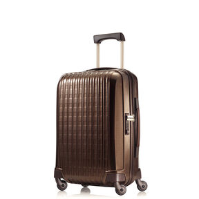 Hartmann InnovAire Global Carry-On Spinner in the color Earth.
