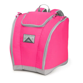 High Sierra Trapezoid Boot Bag in the color Flamingo Pink.