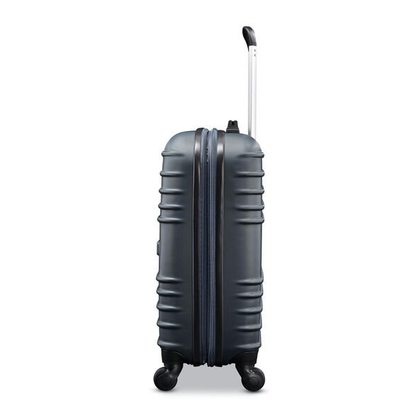"American Tourister Sunset Cruise 20"" Spinner in the color Nightshade."