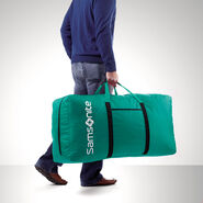 Samsonite Tote-A-Ton Duffle Bag in the color Turquoise.