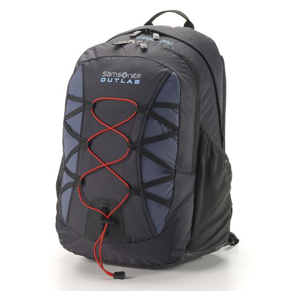 Samsonite Outlab Crossfire Backpack in the color Black/Grey.