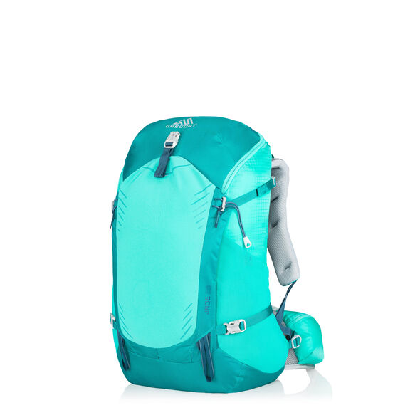 Jade 28 in the color Tropical Teal.