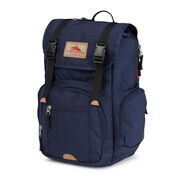 High Sierra Emmett Backpack in the color True Navy.