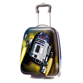 "American Tourister Disney 16"" Hardside Upright in the color Star Wars R2D2."