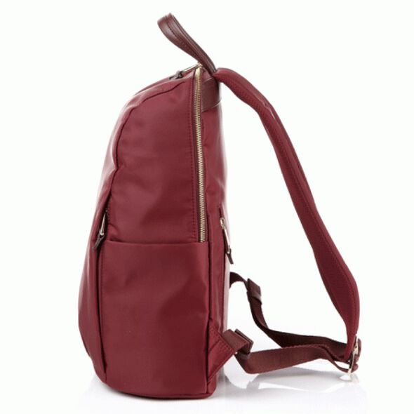 Samsonite Red Clodi Backpack in the color Burgundy.