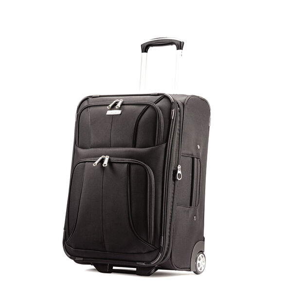 "Samsonite Aspire XLite 21.5"" Expandable Upright in the color Black."
