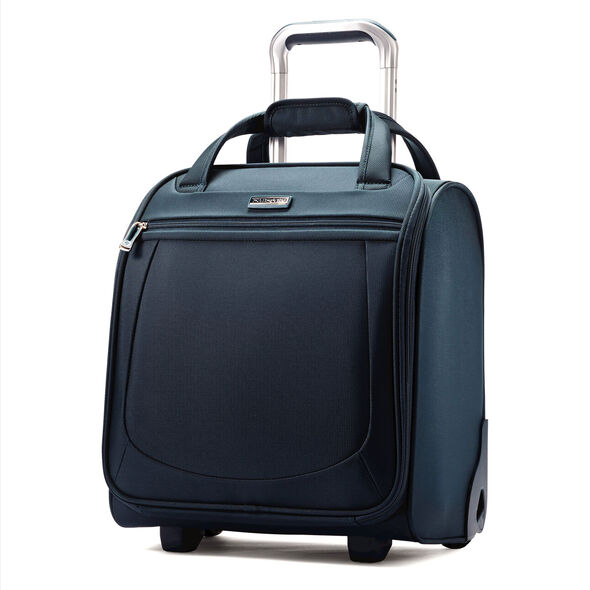 Samsonite Mightlight 2 Wheeled Boarding Bag in the color Majolica Blue.