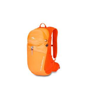 High Sierra Karadon 15 L in the color Electric Orange.