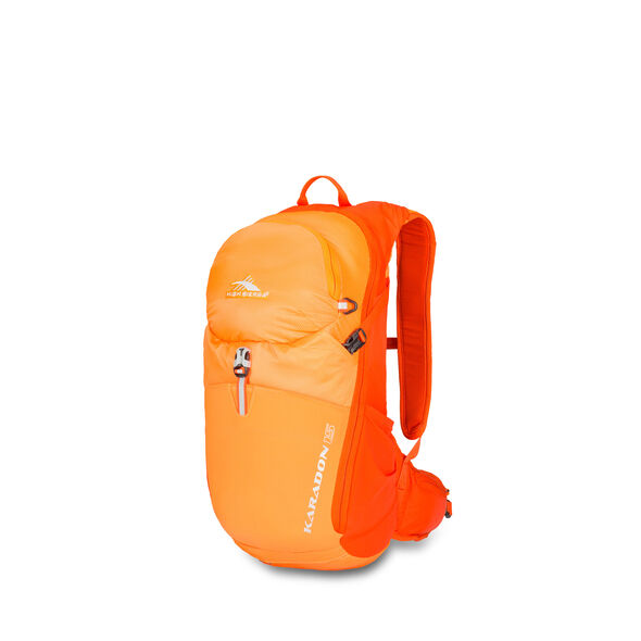 High Sierra Karadon 15 L in the color Electric Orange.