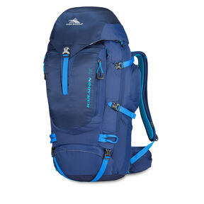 High Sierra Karadon 65 L S-M in the color True Navy.