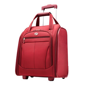 Topsfield Underseater Bag in the color Ruby Red.