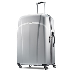 "Samsonite Hyperflex 2.0 29"" Spinner in the color Silver."