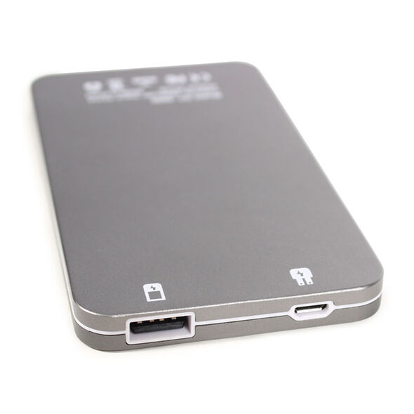 American Tourister Back Up Battery in the color Silver.