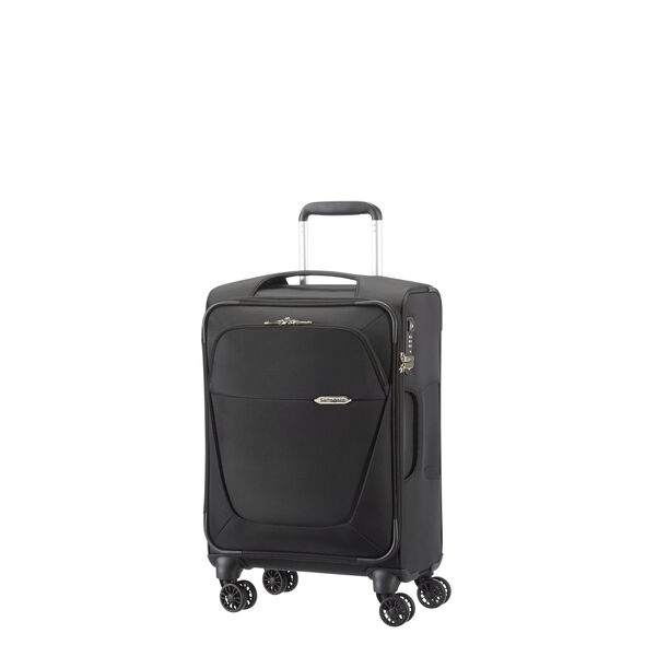 Samsonite B-Lite 3 Spinner Carry-On Widebody in the color Black.