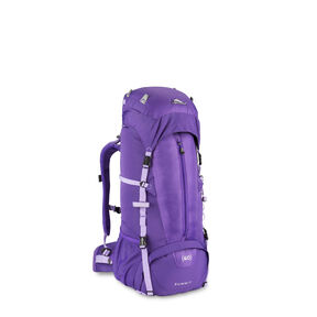 High Sierra Classic 2 Series Summit 40W Frame Pack in the color Deep Purple/Orchid.