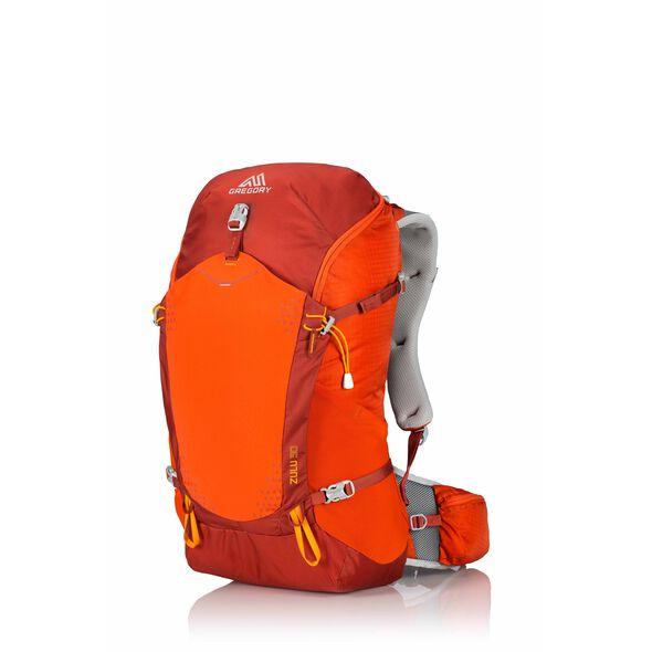 Zulu 30 in the color Burnished Orange.