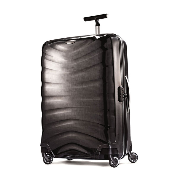 "Samsonite Black Label Firelite 30"" Spinner in the color Charcoal."