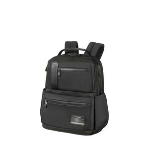 "Samsonite Openroad 14.1"" Laptop Backpack in the color Jet Black."