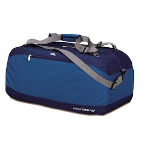 "High Sierra 30"" Pack-N-Go Duffel in the color Pacific/Blue Velvet."