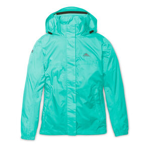 High Sierra Easy Trek Women's Jacket in the color Aquamarine.