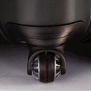 Samsonite Silhouette Sphere 2 Hardside Spinner Business Case in the color Black.