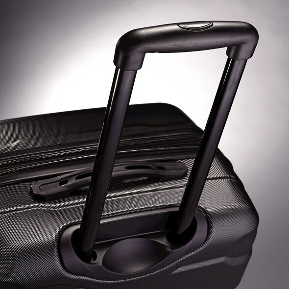 "Samsonite Omni PC 20"" Spinner in the color Black."