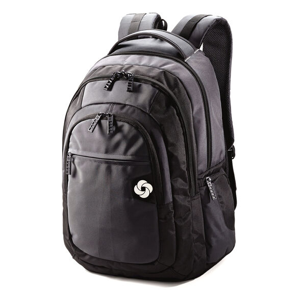 Samsonite Mini Senior 2.0 Backpack in the color Charcoal.