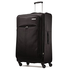 "American Tourister Splash Spin LTE 28"" Spinner in the color Black."