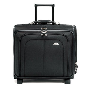Samsonite Business Sideloader Mobile Office in the color Black.