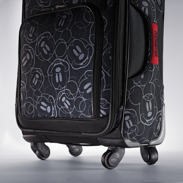 """American Tourister Disney Mickey Mouse 19"""" Spinner in the color Mickey Mouse Multi Face."""