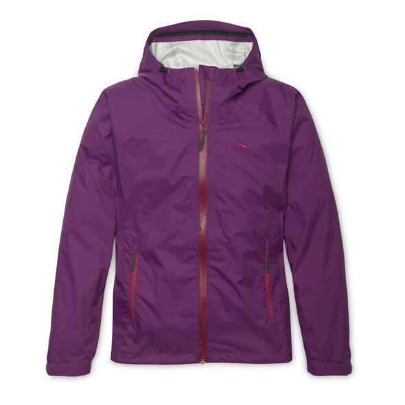 High Sierra Isles Women's Jacket in the color Eggplant.