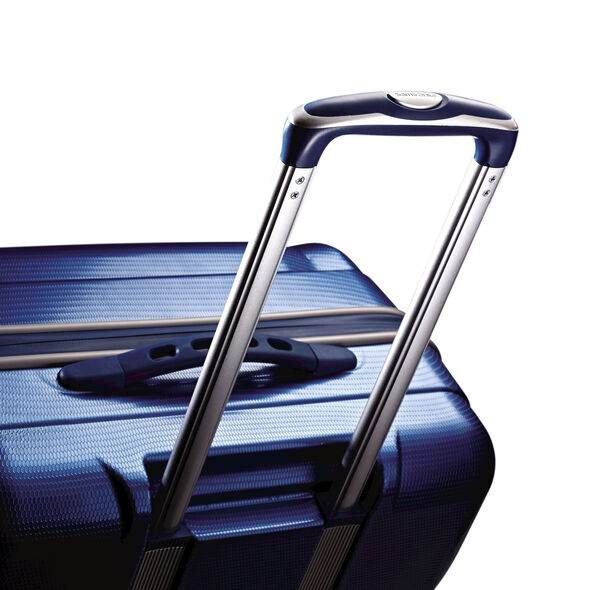 "Samsonite Lift2 25"" Hardside Spinner in the color Blue."