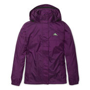 High Sierra Easy Trek Women's Jacket in the color Eggplant.