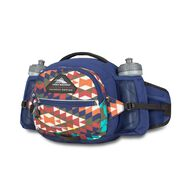 High Sierra Tokopah 5L + 2 Waistpack in the color Georgia/True Navy.