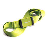 Samsonite Luggage Strap in the color Neon Green.