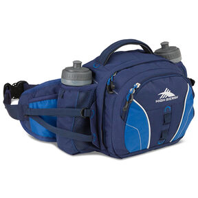 High Sierra Classic 2 Series Ridgeline Lumbar Pack in the color True Navy/Royal.