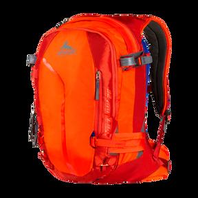 Targhee 26 in the color Radiant Orange.