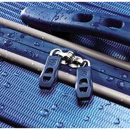 Samsonite Lift2 3 Piece Hardside Set in the color Blue.