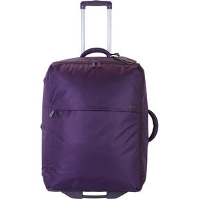 Lipault 0% Pliable Upright 75/28 in the color Purple.
