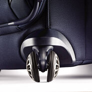 "Samsonite Silhouette XV 29"" Spinner in the color Twilight Blue."