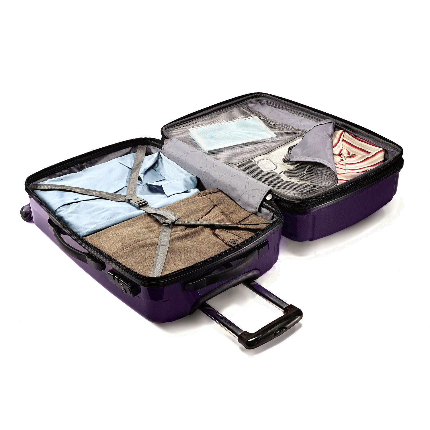 spinner samsonite