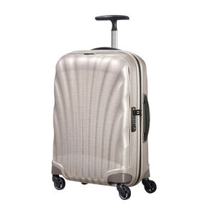"Samsonite Black Label Cosmolite 3.0 20"" Spinner in the color Pearl."